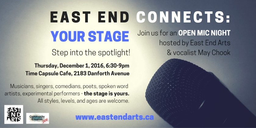 east-end-connects_your-stage_open-mic-night_dec-1